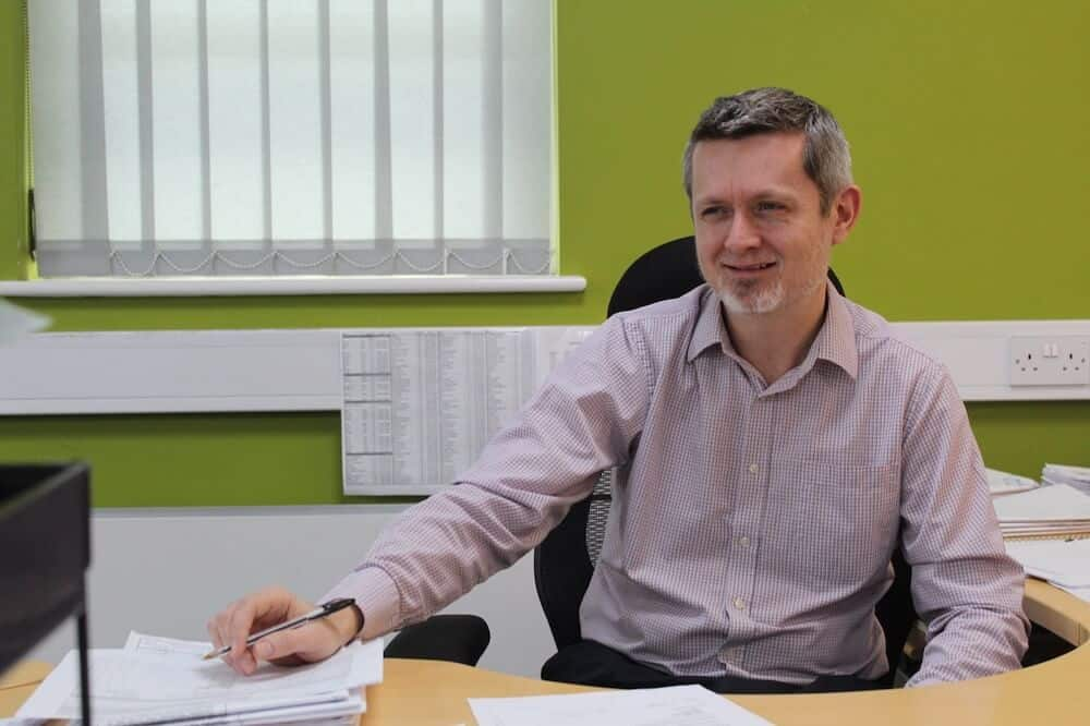 Brian Cashmore Kimpton Energy Solutions Estimating Manager