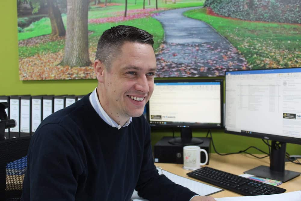 Chris Tolley Contracts Engineer Kimpton