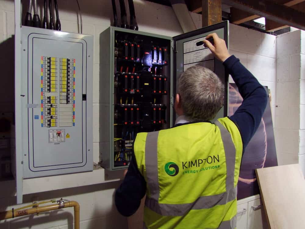 electrical installation condition report eicr by Kimptons Wirral