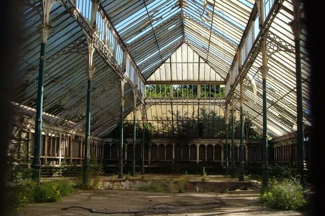 Gladstone Conservatory before