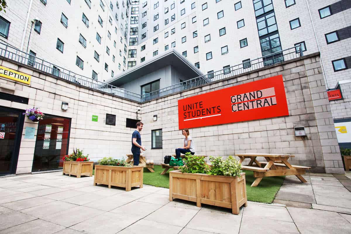 Grand Central Student Accommodation 1