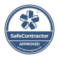 Kimpton Safe Contractor Approved Supplier
