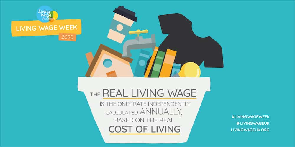 Kimpton are a Living Wage Employer (but then again we were already)
