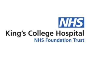 Kimpton clients logos.Kings College Hospital