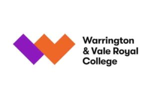 Kimpton clients logos.Warrington and Vale Royal College