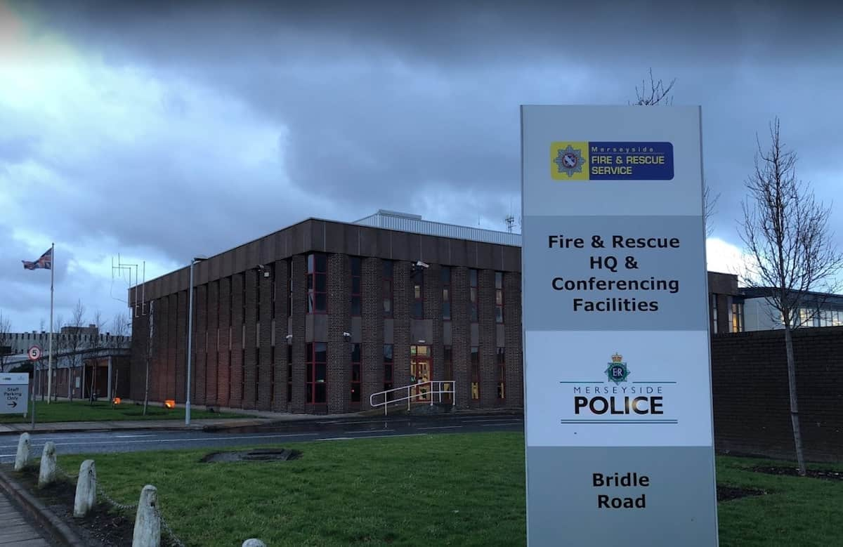 Merseyside Joint Command and Control Centre 2