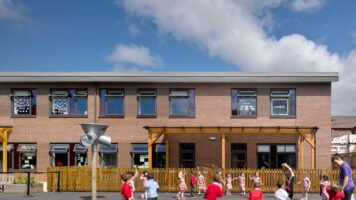 New Park Primary School by AHR Architects