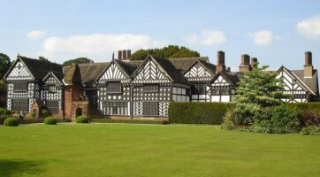 New heating and hot water system for Speke Hall by Kimpton