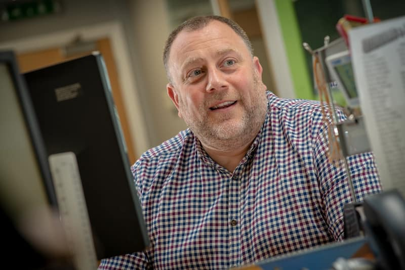Phil Morgan - Account Manager Kimpton Air Conditioning - Wirral
