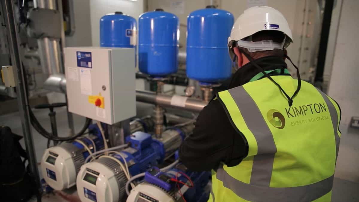 Plant Room Refurbishment is a great way to save money into the long term
