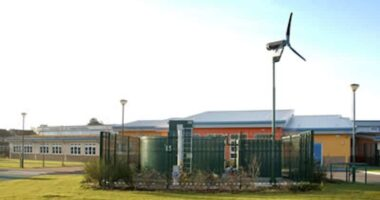 St Jeromes School Formby Renewables Maintenance