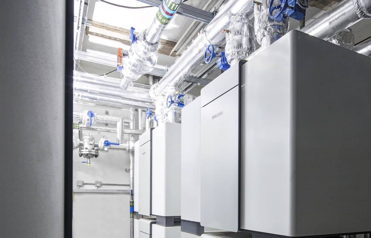 The Completed Heat Pumps - Approved Heat Pump Installers Kimptons