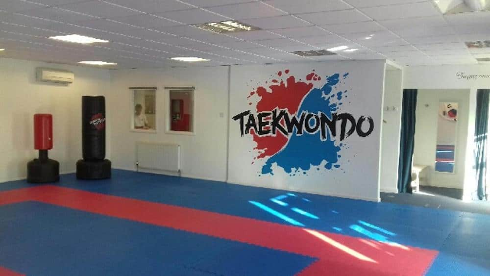 The Taekwondo Club Preston as part of our CSR commitment