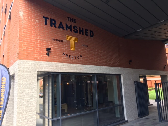 The Tramshed Student Accomodation in Preston by Kimpton Energy Solutions