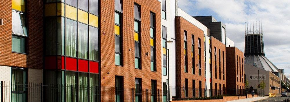 Dover court student accommodation by Kimpton