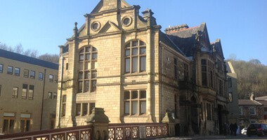 Kimpton Hebden Bridge Town Hall Image
