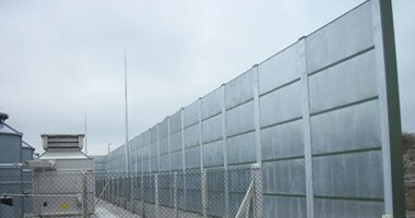 West of Duddon Sands Acoustic Barrier Image #2