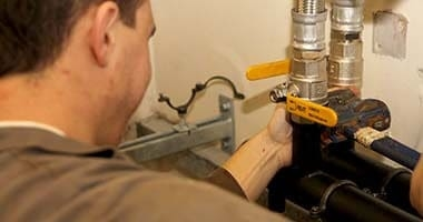 Commercial Plumbing at Kimpton Energy Solutions