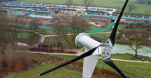Kimpton Energy Solutions - Experts in Wind Energy